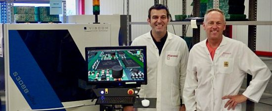 ACE electronics investeert in Viscom 3D AOI